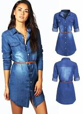 Unbranded Denim Casual Dresses for Women