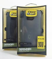 OtterBox Defender Series Holster Case for HTC One M8 With Belt Clip