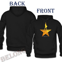 New Hamilton An American Musical Logo Classic Hoodie Men's & Womens
