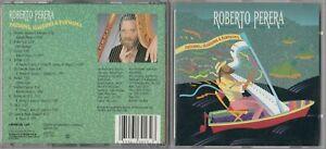 Roberto Perera - Passions, Illusions and Fantasies (CD, Oct-1991, Telarc)