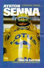 Ayrton Senna: A Personal Tribute, Sutton, Keith, Used; Good Book