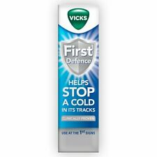 Vicks VapoRub & Nasal Spray