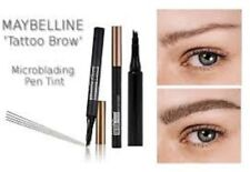 Maybelline Tattoo Brow Master Ink Pen Microblade Effect Last Long Medium Brown