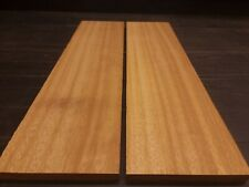 IROKO TIMBER BOAT HARDWOOD SOLID WOOD AFRICAN TEAK 150mm x 18mm x 550mm (6771)