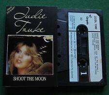 Judie Tzuke Shoot The Moon inc Heaven Can Wait + Cassette Tape - TESTED