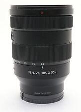 Sony FE 24-105 mm F/4 G OSS Standart Zoom Lens (SEL24105G)