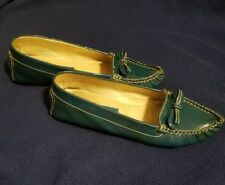 Womens MARC JACOBS Patent Leather Flat shoes with Bow Size 8M