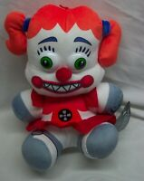 "Five Nights at Freddy's Sister Location CIRCUS BABY 10"" Plush Stuffed Toy NEW"