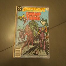 Swamp Thing #50(Dc 1986) 1st App Justice League Dark Alan Moore Newsstand Rare!