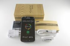 New Samsung SGH-M919 Galaxy S4 Black Mist 16GB WiFi GPS 13MP T-Mobile Unlocked