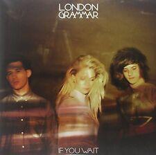 If You Wait - London Grammar (2014, Vinyl NIEUW)2 DISC SET