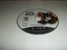 EA SPORTS MMA PS3 Game **not original case**