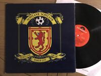 Scotland World Cup Squad: 1974 Original: Lulu, Rod Stewart, Junior Campbell +++