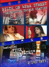 Filth On 42nd Street Grindhouse Triple Feature (DVD)