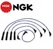 NGK Spark Plug Ignition Wire Set For Toyota Pickup L4; 2.4L 1992-1995