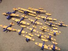 US ARMY AIR CORPS Aircraft Collection I: (17) Built and Painted, 1/144 Scale