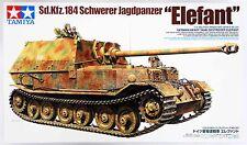 "Tamiya 35325 German Tank Destroyer"" Elefant"" 1/35 scale kit"
