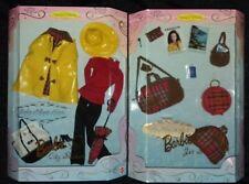 1997 Barbie Millicent Roberts Collection Jet Set & City Slicker Fashions NRFB