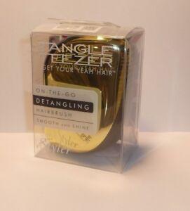 Tangle Teezer  Compact Styler  Gold Rush Hochglanz Finish  Bürste