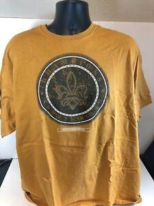 New Orleans Saints Champion Shirt 2xl N10