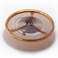 UNRUHE POLJOT 3133 31681 31679 3105 balance wheel Chronograph spare part Ersatz