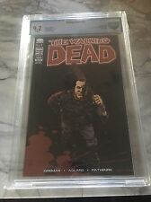 The Walking Dead #100 Second 2nd Print CBCS 9.2 1st Negan Death Of Glenn