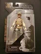 Star Wars The Black Series Archive Luke Skywalker (Hoth) 6-Inch  2021