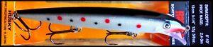 RAPALA SCATTER RAP HUSKY SCRH 13 cm SPS (Spotted Silver) color