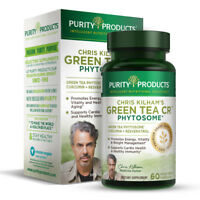 Green Tea CR Phytosome by Chris Kilham from Purity Products (60 capsules)