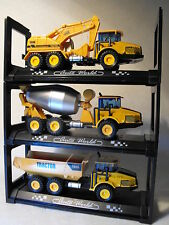 MODEL CONSTRUCTION VEHICLES MODEL JCB TYPE DIGGER MIXER TRUCK  TOY CONSTRUCTION