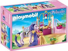 BNIB Playmobil 6855 PRINCESS Castle Stable set