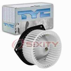 TYC Front HVAC Blower Motor for 2004-2011 Chevrolet Aveo Heating Air pz
