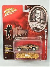 Johnny Lightning CHRYSLER ATLANTIC 2005 'THE MUMMY' UNIVERSAL STUDIOS MIB
