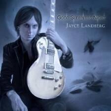 Landberg, Jayce - Good Sleepless Night MARK BOALS JOHN LEVEN CD NEU OVP
