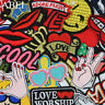 30pcs/lot Mix Embroidered Cartoon Patches Quality Fashion Iron On Jeans Stickers