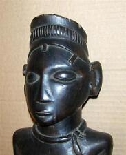 CONGO old african figure statue ancien d'afrique LUBA TABWA afrika kongo africa