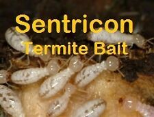 SENTRICON* TERMITE COLONY ELIMINATION  BAIT, SAVE THOUSANDS AND D.I.Y