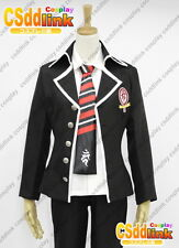 Blue Exorcist Rin Okumura Cosplay only jacket and Tie any size csddlink