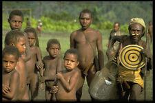 446076 Yali People Anggruk A4 Photo Print