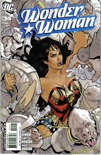 DC COMICS WONDER WOMAN #14 GALE SIMONE NM!!