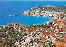 Spain Ibiza Baleares San Antonio Abad Boats Harbour Airview