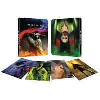 Ronin 47 4K Ultra HD Steelbook Limited Edition & Blu-ray New With Free Delivery!