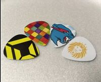 Ten (10) New Custom Personalized Guitar Picks