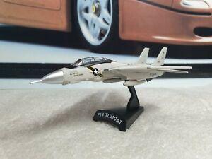 GE FABRI / DELPRADO - F-14 TOMCAT - 1/160 SCALE MODEL AEROPLANE - unboxed