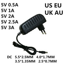 5V 0.5A 1A 2A 2.5A 3A AC100-240V Converter power Adapter 5V 1000MA Power Supply