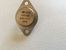2N1490 JAN NPN POWER TRANSISTOR TO-3 LOT OF 10