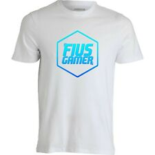 Maglietta t-shirt logo FIUS GAMER youtuber ELITES fifa gamer Tatino
