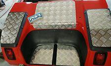 Club Car Golf Cart DS 5 piece kit. 5 bar design Bagwell fender top access cover