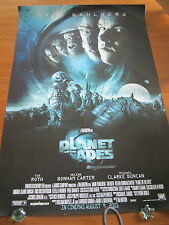 Planet of the Apes - 2001 - Original Australian one sheet Movie Poster  D/S