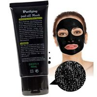 Black Peel-off Mask Charcoal Mask Purifying Facial Cleansing Blackhead Remover